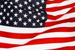 Fundo da bandeira dos EUA, Dia da Independência, símbolo julho de quarto Imagem de Stock Royalty Free