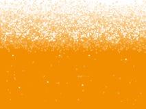 Fundo da bolha da cerveja Foto de Stock