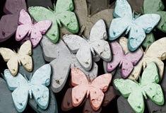 Fundo 6 da borboleta fotos de stock royalty free