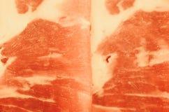 Fundo da carne de porco Imagens de Stock Royalty Free