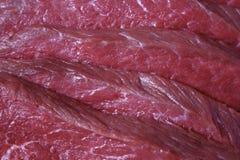 Fundo da carne vermelha Imagens de Stock Royalty Free