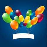 Fundo da celebração Imagem de Stock