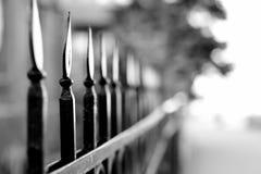 Fundo da cerca Fotografia de Stock