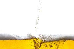 Fundo da cerveja Fotografia de Stock Royalty Free