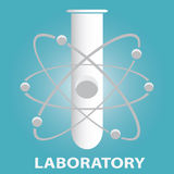 Fundo da ciência, médico, cuidados médicos. Fotos de Stock
