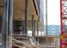 Fundo da construção Foto de Stock Royalty Free