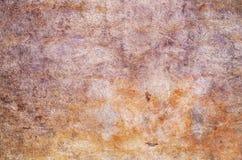 Fundo da cor Azul e amarelo vermelhos do Grunge pintados no muro de cimento sumário da textura para o fundo fotos de stock