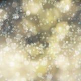 Fundo da cor pastel da luz de Bokeh Imagem de Stock