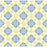 Fundo da cruz Ornamento geométricos Fotos de Stock