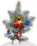 Fundo 2017 da decoração do Natal Imagem de Stock Royalty Free