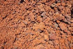 Fundo da escória porosa vulcânica imagem de stock