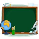 Fundo da escola Imagens de Stock Royalty Free