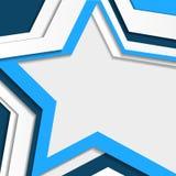 Fundo da estrela Imagem de Stock Royalty Free