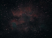 Fundo da estrela e do cosmos Imagens de Stock Royalty Free