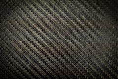 Fundo da fibra do carbono de Kevlar Imagem de Stock