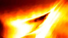 Fundo da flama ilustração do vetor