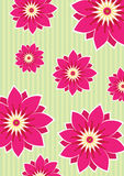 Fundo da flor Imagem de Stock Royalty Free