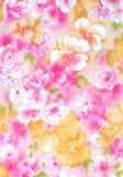 Fundo da flor ilustração royalty free