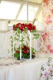 Fundo da flor das rosas Fotos de Stock