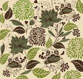 Fundo da flor do vintage. Imagens de Stock Royalty Free