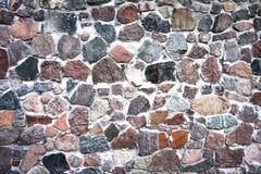 Fundo da foto da textura da parede de pedra Fotografia de Stock