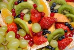 Fundo da fruta Imagem de Stock