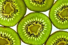 Fundo da fruta de quivi Imagem de Stock