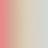 Fundo da gradação de cor Ilustração de intervalo mínimo do vetor Fotografia de Stock Royalty Free