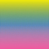 Fundo da gradação de cor Ilustração de intervalo mínimo do vetor Imagem de Stock