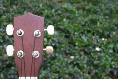 Fundo da guitarra Fotos de Stock Royalty Free