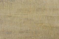 Fundo da lona, textura de linho do teste padrão de grade Fotografia de Stock Royalty Free