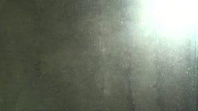 fundo da luz solar 4K debaixo d'água filme
