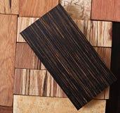 Fundo da madeira Fotografia de Stock