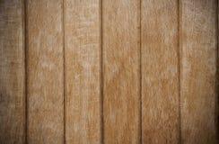 Fundo da madeira de Brown Foto de Stock
