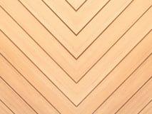 Fundo da madeira de Brown Textura natural do teste padr?o do assoalho do carvalho de Chevron fotografia de stock royalty free