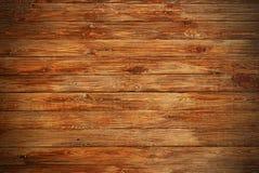 Fundo da madeira do vintage Fotografia de Stock