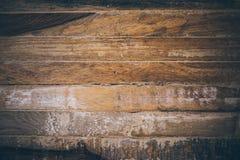Fundo da madeira do vintage Textura e fundo de madeira ásperos para desenhistas Feche acima da ideia da textura de madeira abstra Imagem de Stock