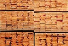 Fundo da madeira serrada ou da madeira Imagens de Stock