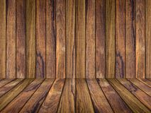 Fundo da madeira da teca fotografia de stock