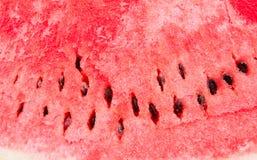 Fundo da melancia Fotografia de Stock