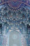 Fundo da mesquita Foto de Stock Royalty Free