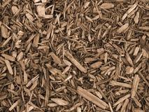 Fundo da microplaqueta de madeira Imagens de Stock