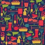 Fundo da natureza do jardim Imagem de Stock