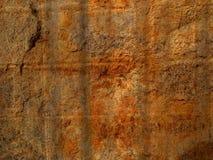 Fundo da oxidação Foto de Stock Royalty Free