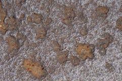 Fundo da oxidação do metal Foto de Stock