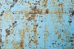 Fundo da oxidação do metal, oxidação do grunge e textura do fundo da corrosão fotografia de stock royalty free