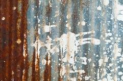 Fundo da oxidação do metal, oxidação do grunge e textura do fundo da corrosão imagens de stock