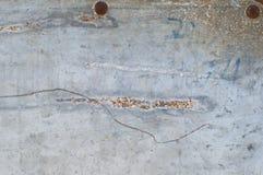 Fundo da oxidação do metal, oxidação do grunge e textura do fundo da corrosão foto de stock royalty free