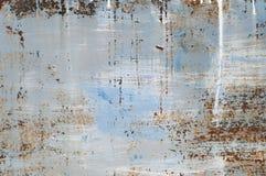 Fundo da oxidação do metal, oxidação do grunge e textura do fundo da corrosão foto de stock