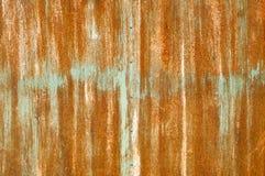 Fundo da oxidação do metal, oxidação do grunge e textura do fundo da corrosão fotos de stock royalty free